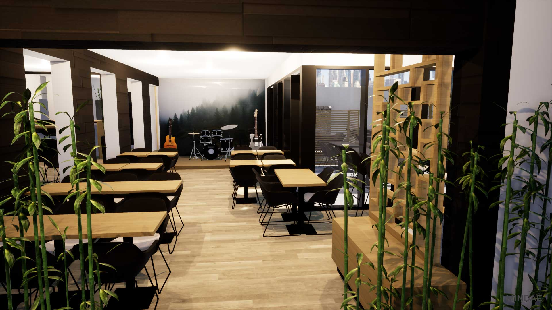 Mindae_3D_restaurant_caen_republique_agencement_bois_terrasse_comptoir-(2)