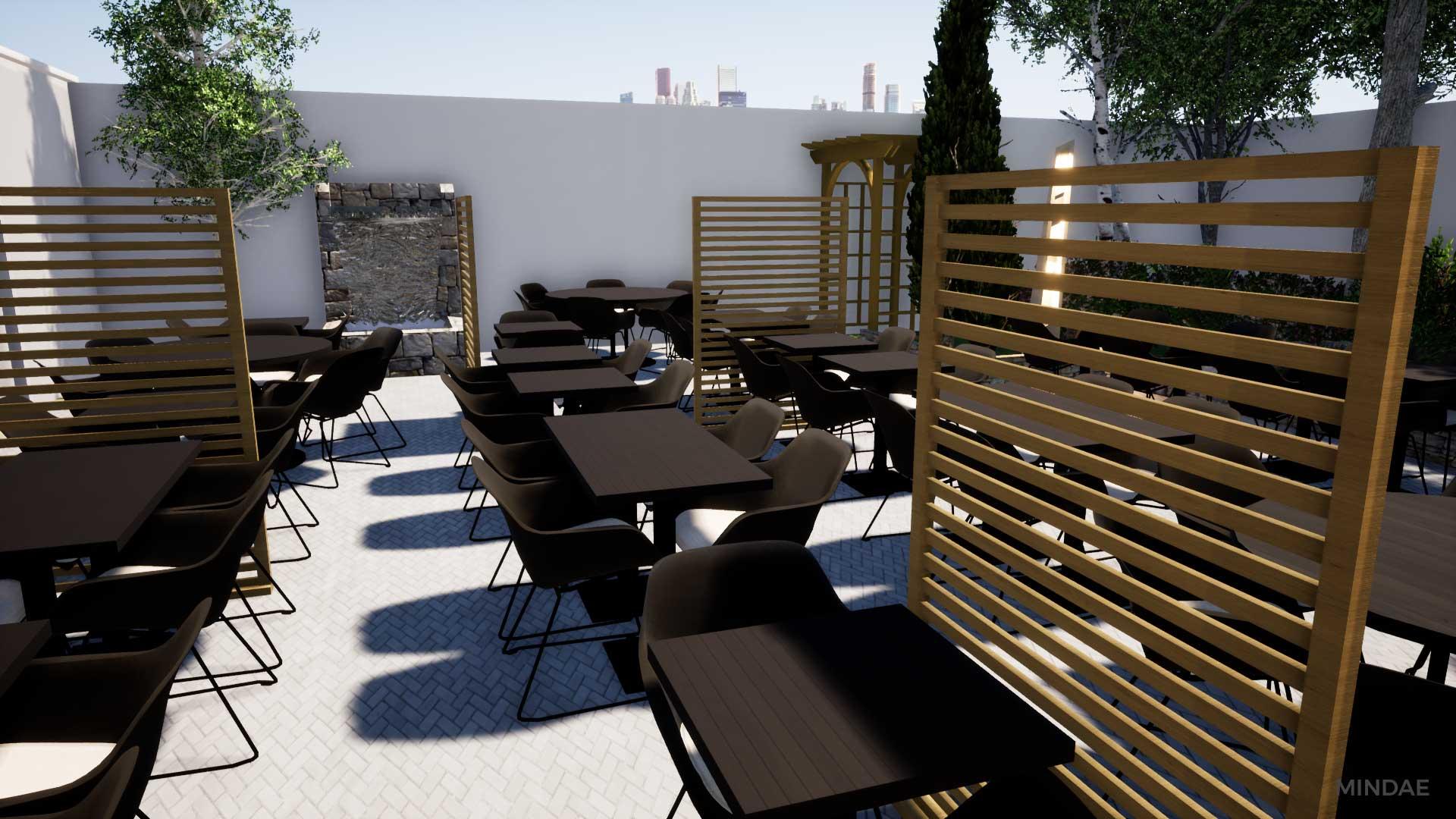 Mindae_3D_restaurant_caen_republique_agencement_bois_terrasse_comptoir-(4)