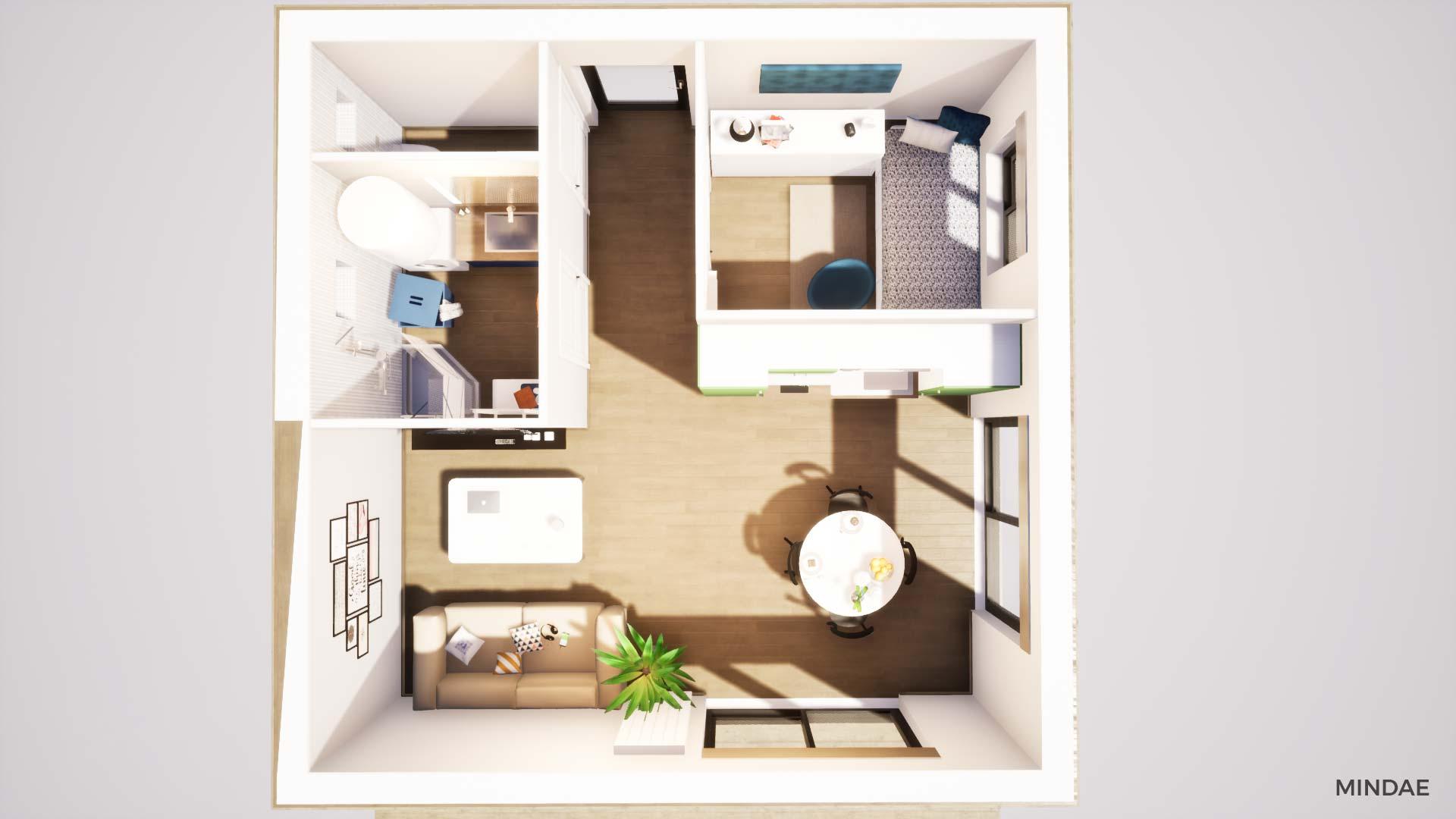 Mindae_3D_appartement_studio_étudiant_homestaging_immobilier_location-(0)