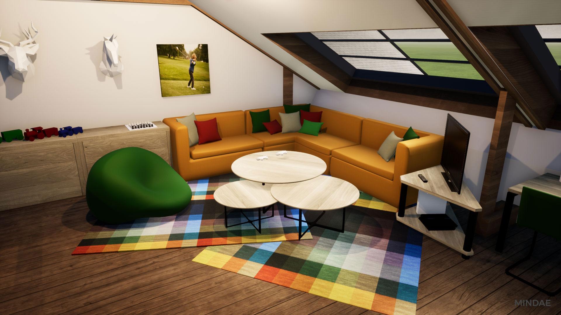 Mindae_3D_golf_caen_bluegreen_étage_projet_garderie-(2)