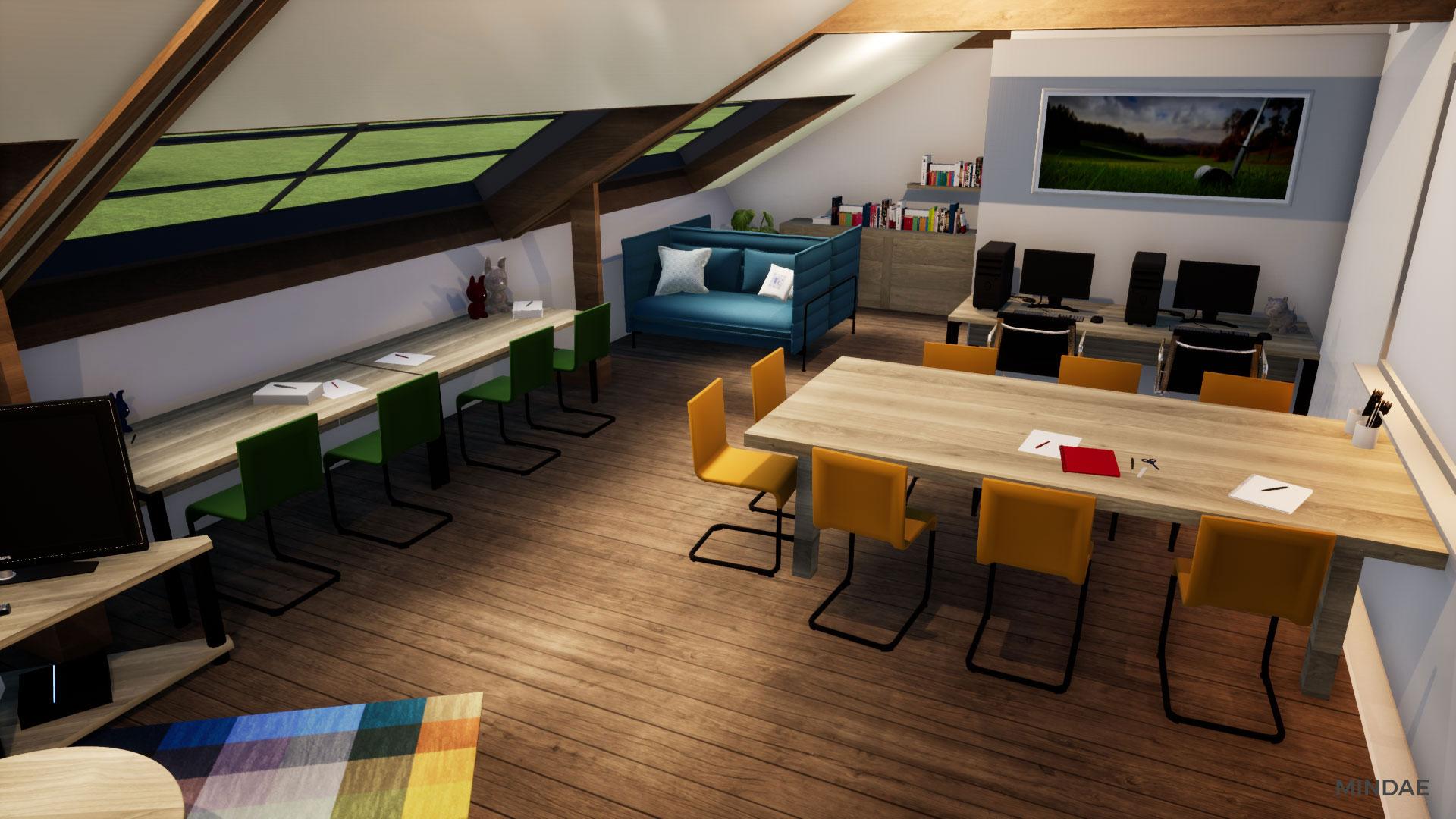 Mindae_3D_golf_caen_bluegreen_étage_projet_garderie-(3)