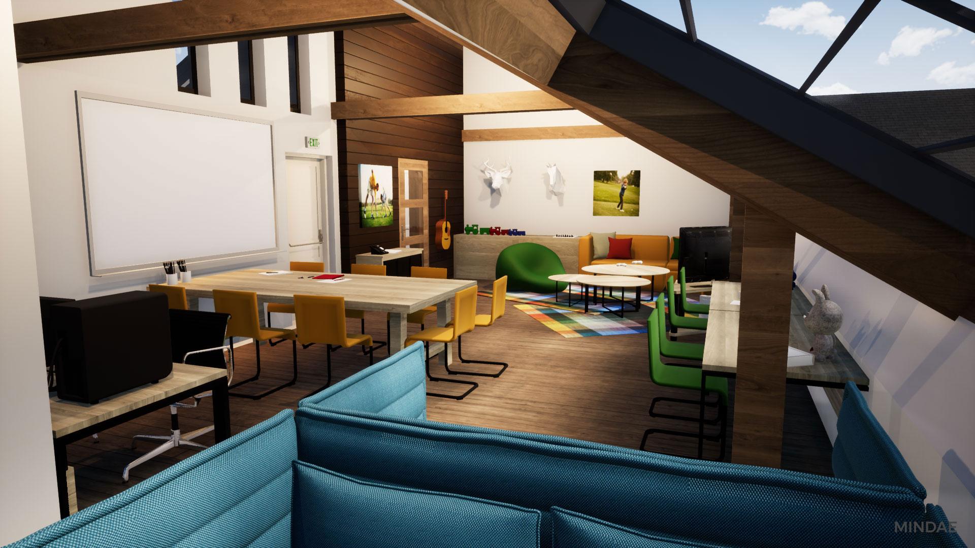 Mindae_3D_golf_caen_bluegreen_étage_projet_garderie-(4)