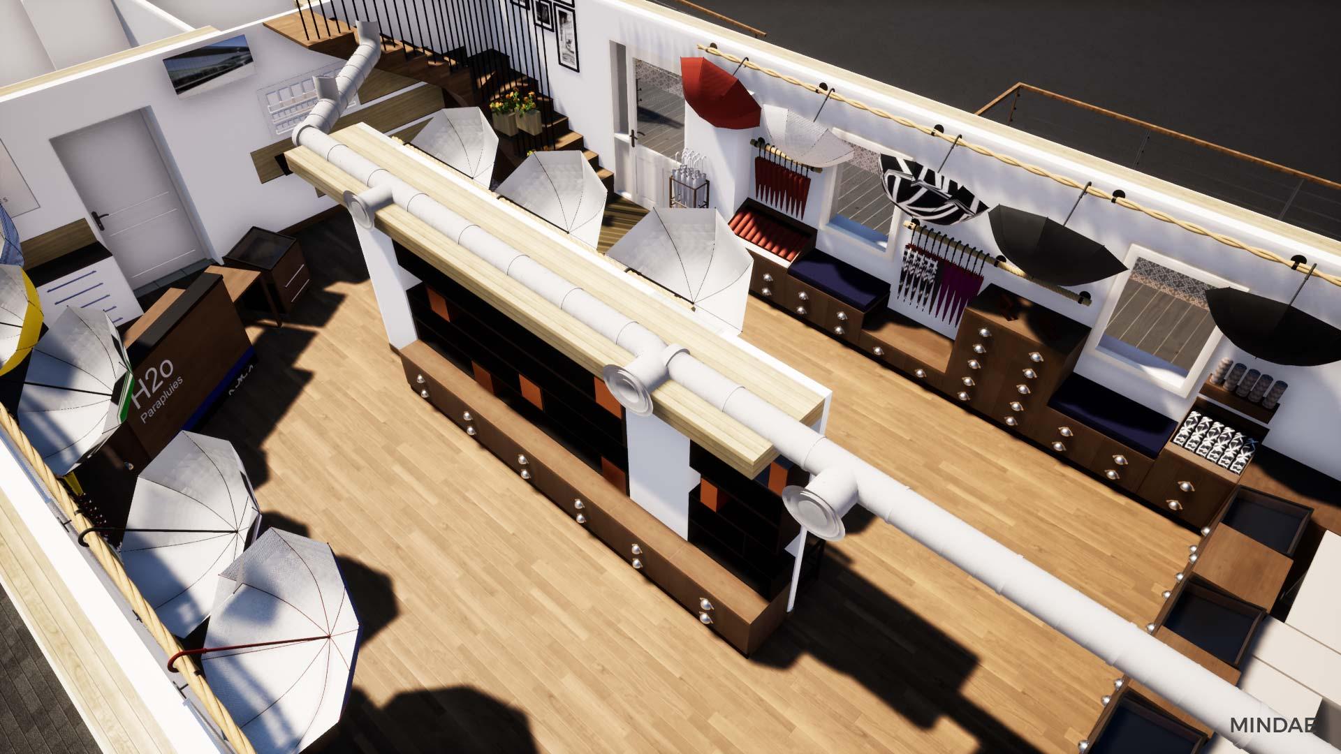 Mindae_3D_h2o_parapluies_crepon_creully_agencement_boutique_projet-(23)