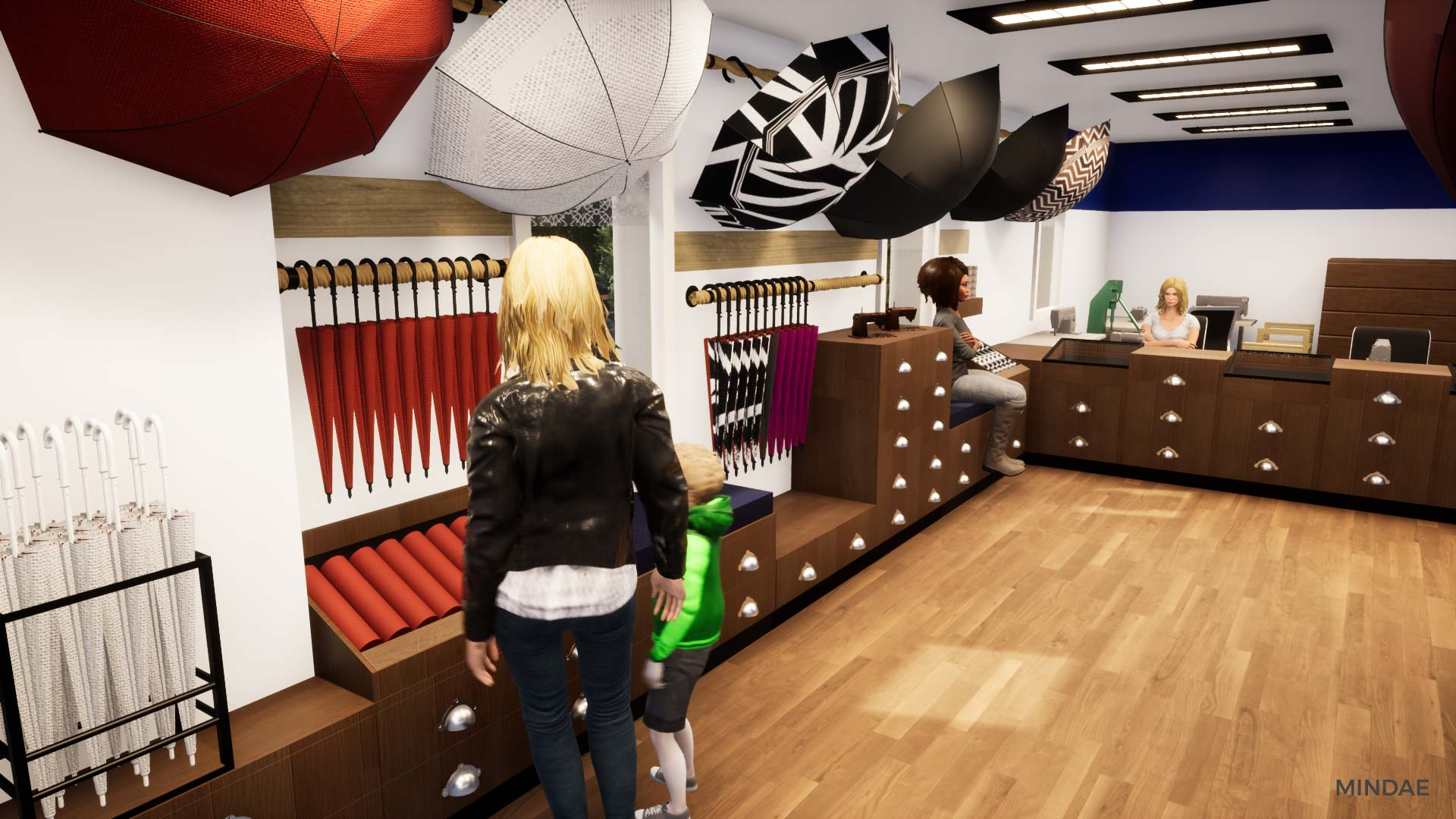 Mindae_3D_h2o_parapluies_crepon_creully_agencement_boutique_projet-(4)