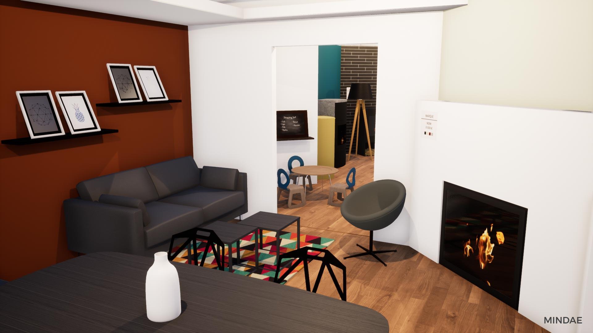 Mindae_3D_projet_agencement_poele_bois_cheminee_showroom_flamdesign_magasin_mondeville-(10)