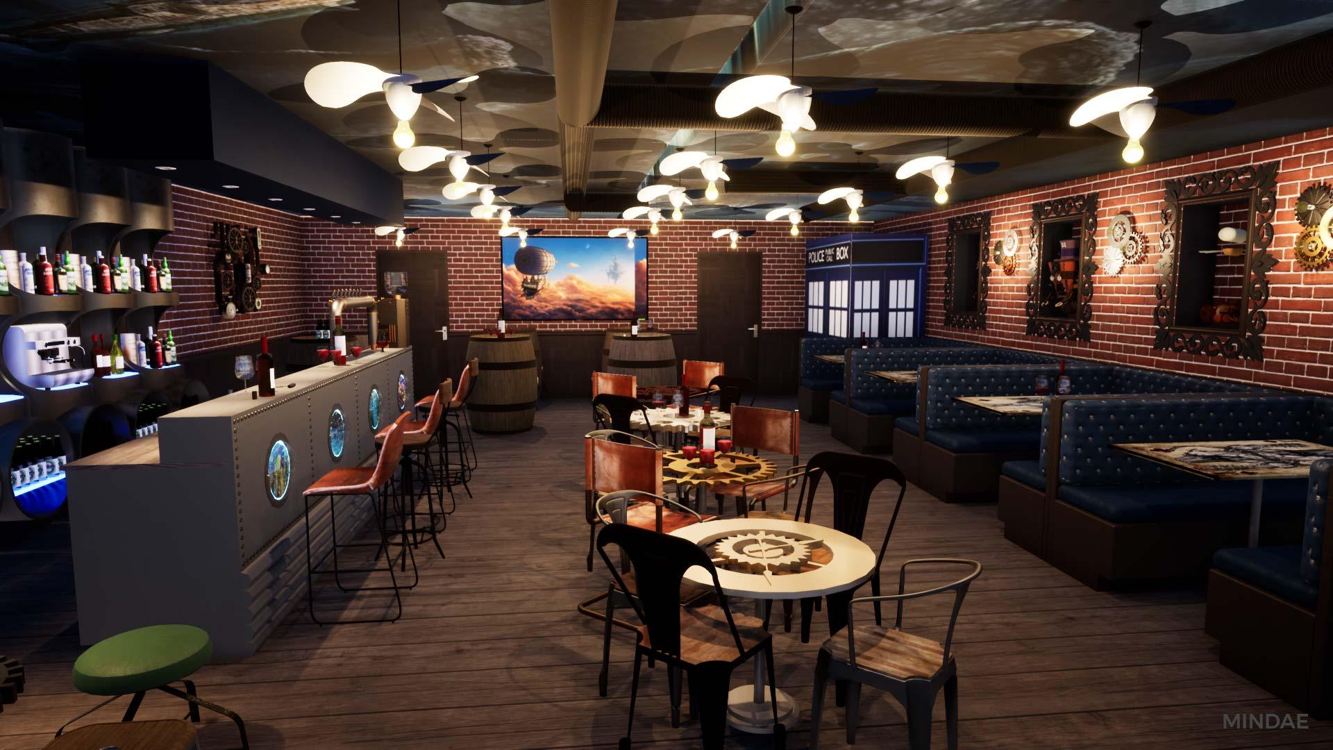 Mindae_3D_machiniste_bar_caen_steampunk_meca_agencement_comptoir_banquettes-(2)