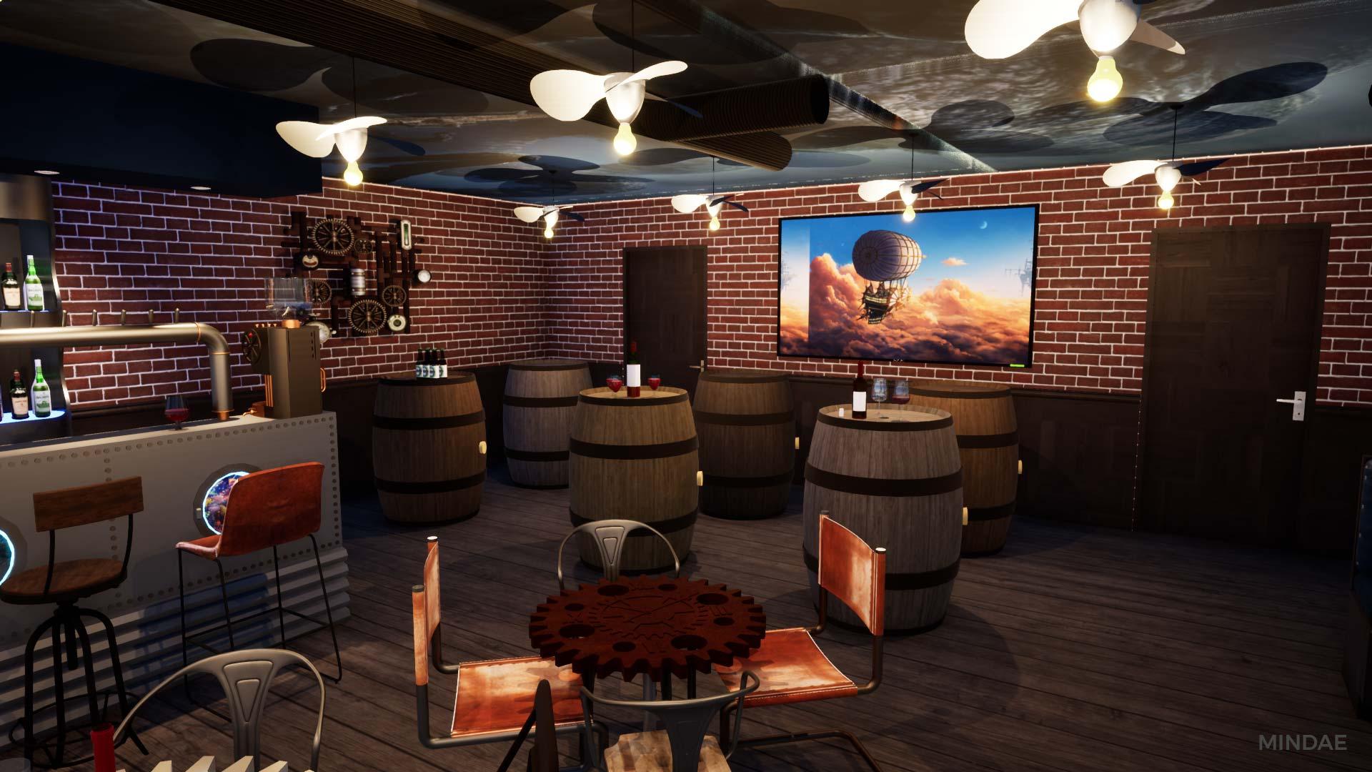 Mindae_3D_machiniste_bar_caen_steampunk_meca_agencement_comptoir_banquettes-(4)