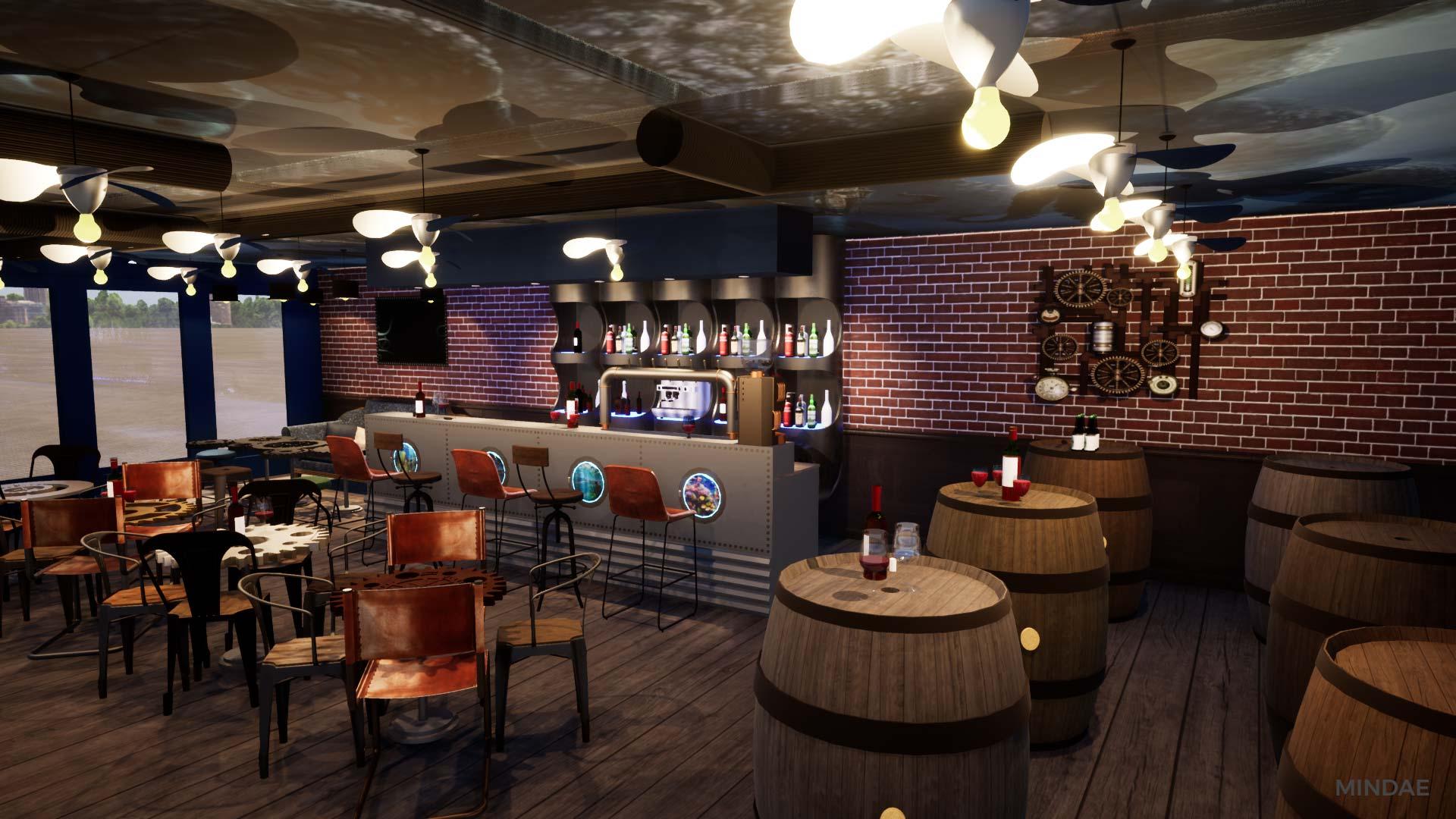 Mindae_3D_machiniste_bar_caen_steampunk_meca_agencement_comptoir_banquettes-(5)
