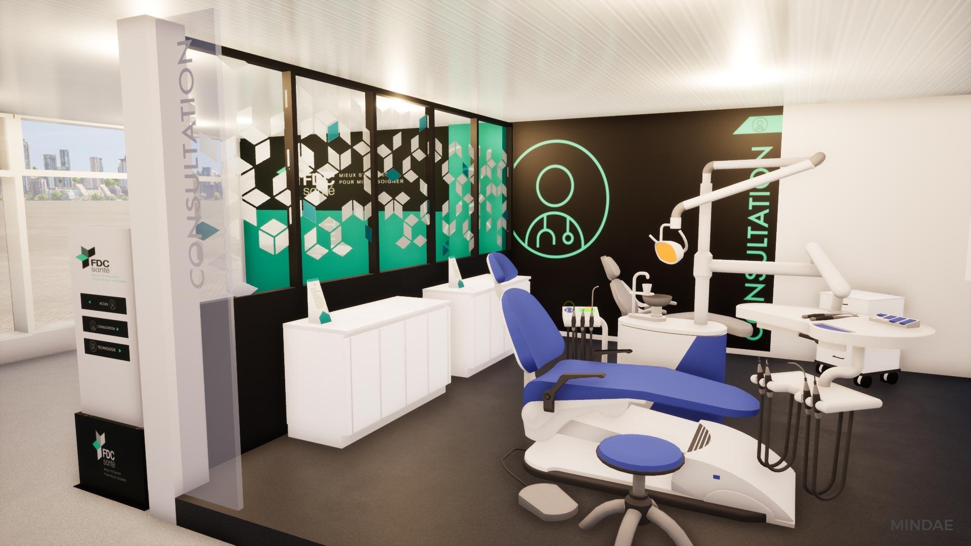 Mindae_socomm_daytona_FDC_showroom_agencement_signaletique_habillage_dentiste_herouville-(8)