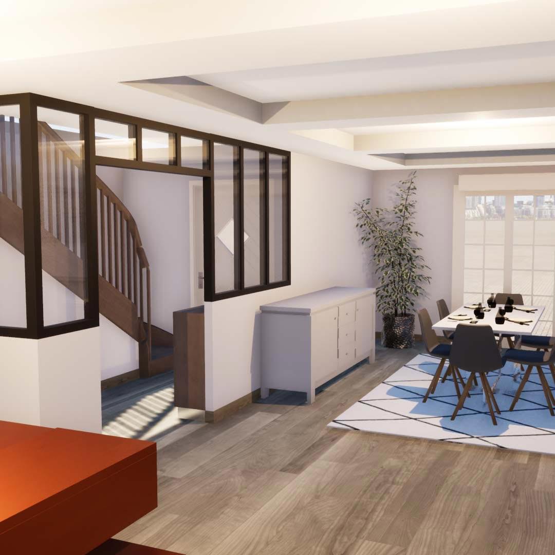 Mindae_3D_maison_salon_verriere_metal_test_agencement_design_cuisine_entree_miniature