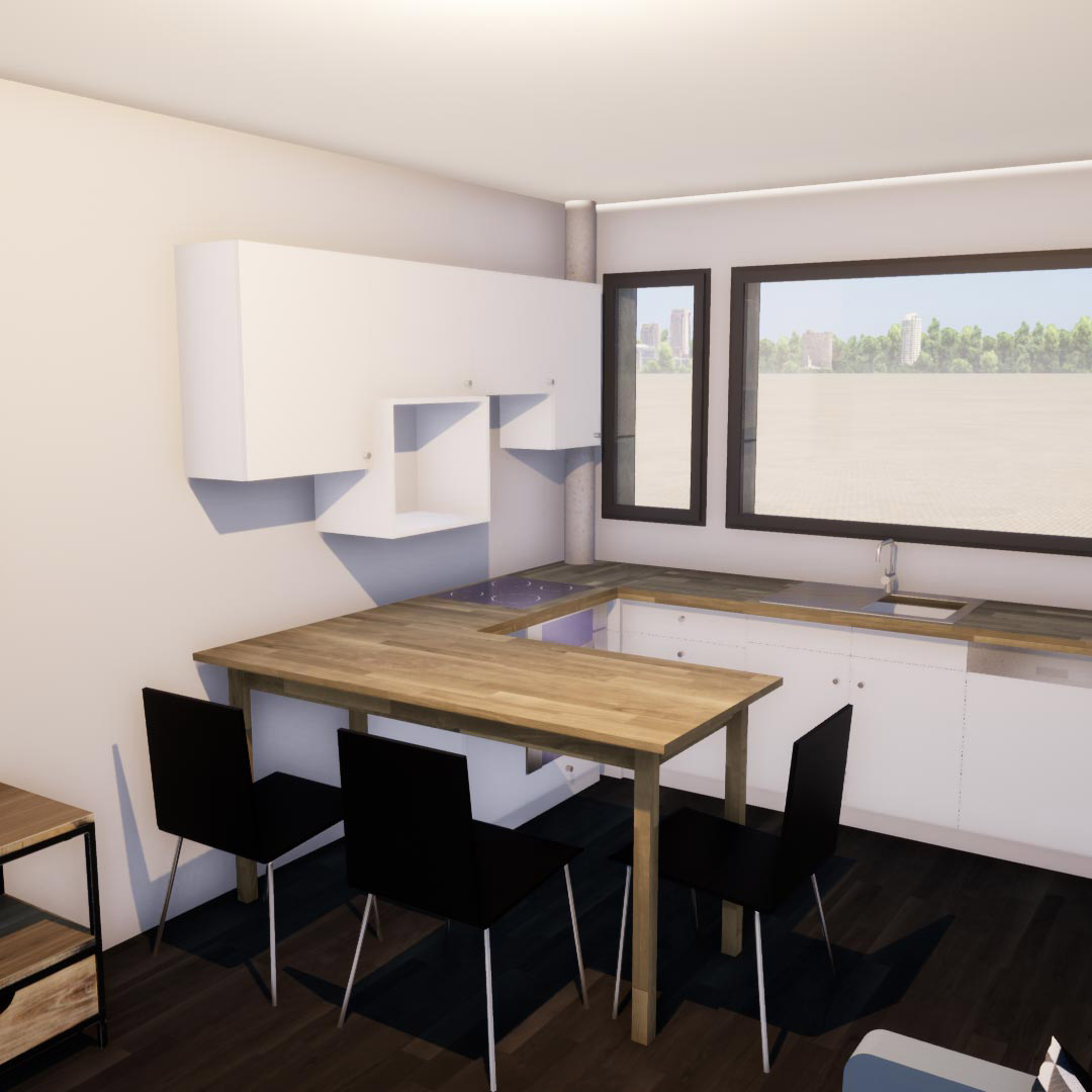 Mindae_3D_AS_immobilier_salon_cuisine_etudiant_colocation_investisseur_amenagement_interieur_caen_projet_miniature