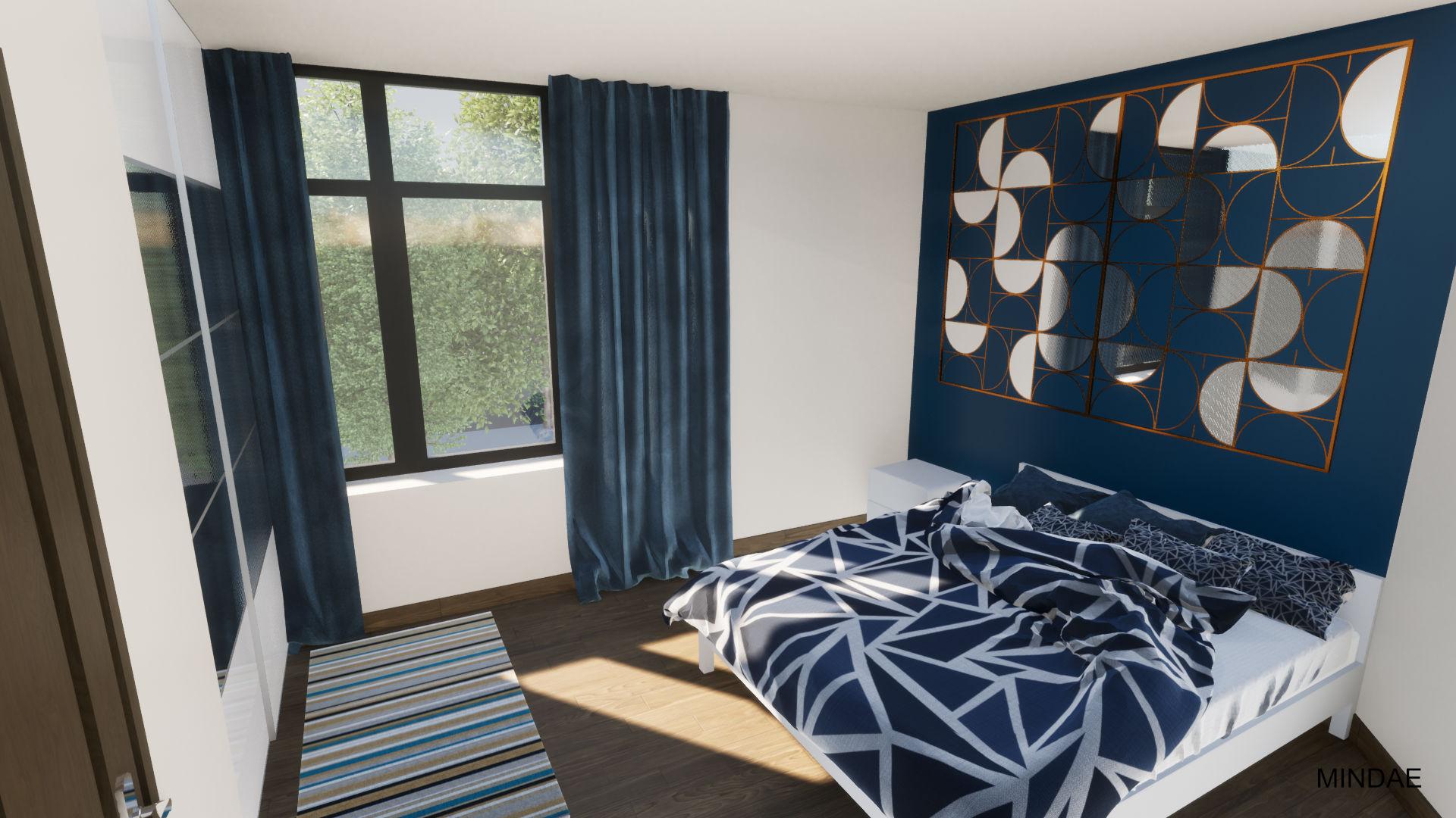 MINDAE_Charleroi_appartement_atypique_vue_chambre parentale