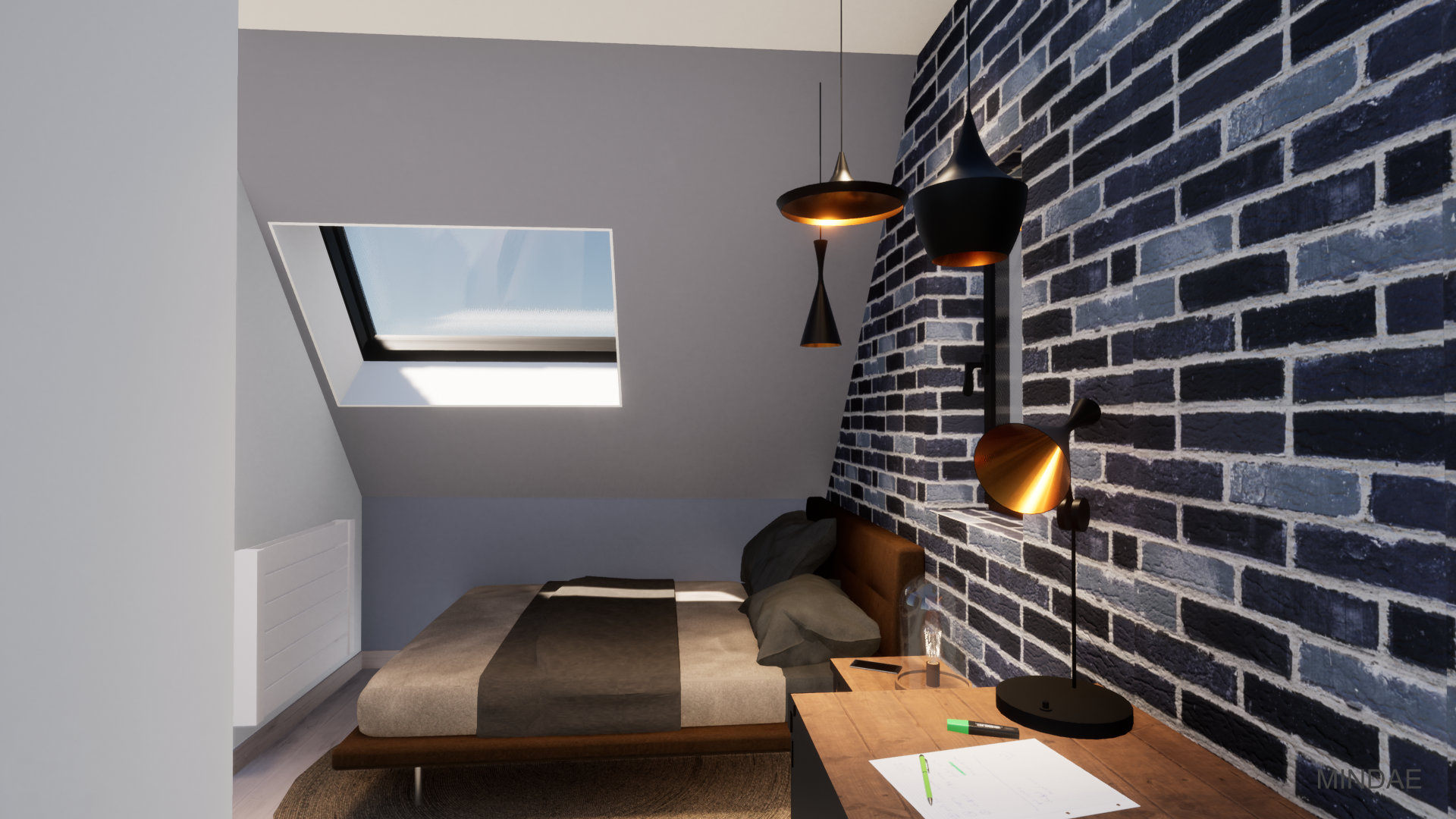 Mindae_Giang_Combles_Appartement_studio_chambre_mansarde_toiture (4)