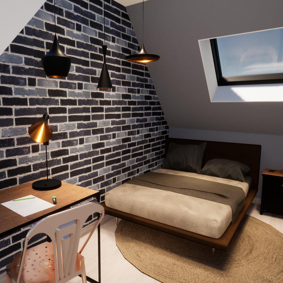 Mindae_Giang_Combles_Appartement_studio_chambre_mansarde_toiture (miniature)
