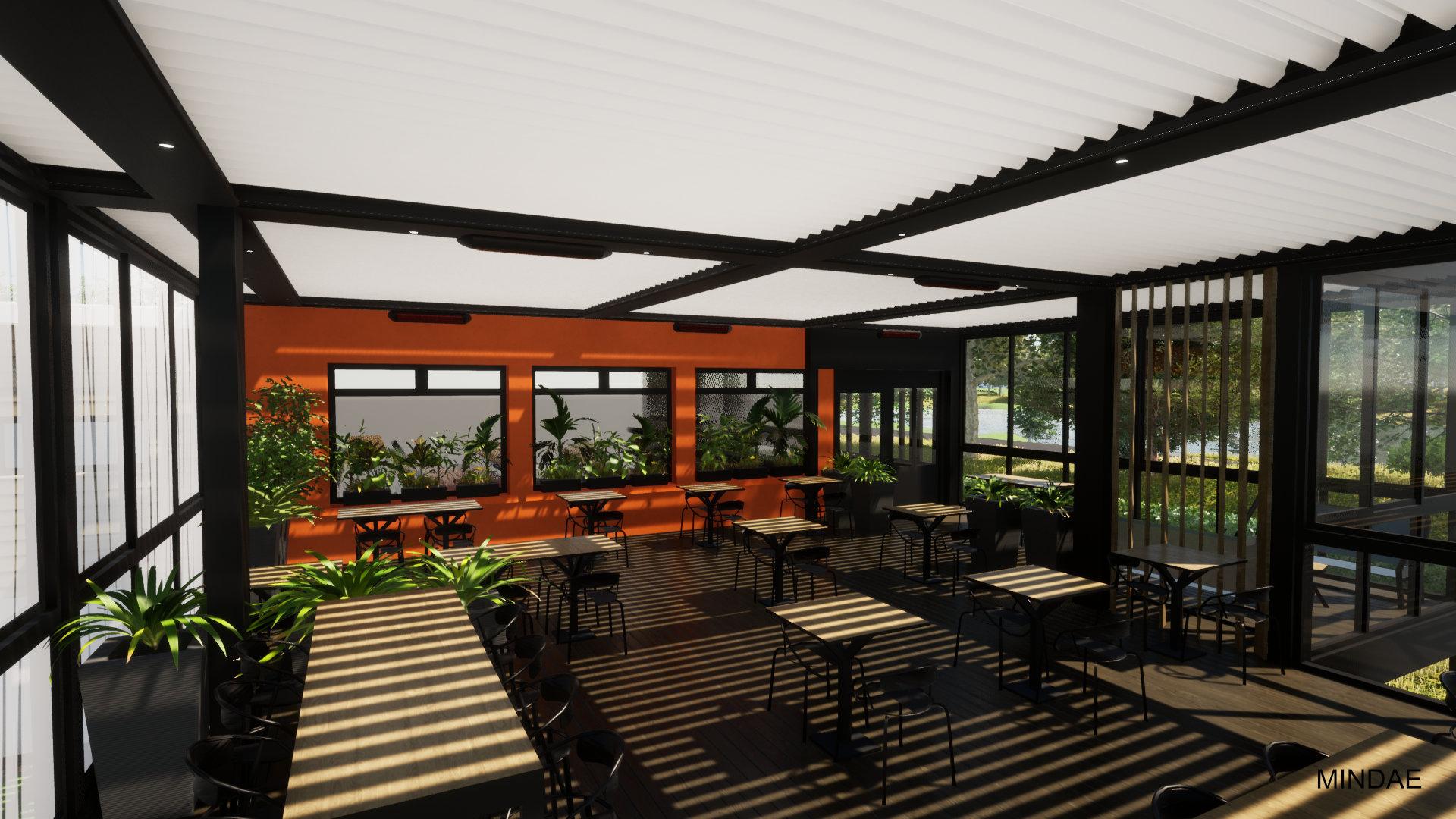 MINDAE_GPAL_Pergola_pilotis_terrasse_restaurant_carbone_orne_herouville_chef (2)